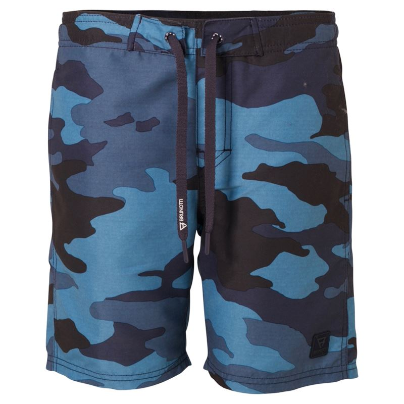 Brunotti Madslide  (blue) - boys shorts - Brunotti online shop