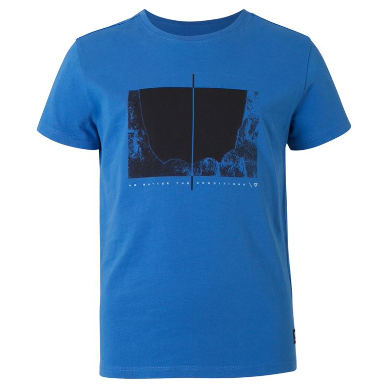 Brunotti Johna  (blue) - boys t-shirts & polos - Brunotti online shop