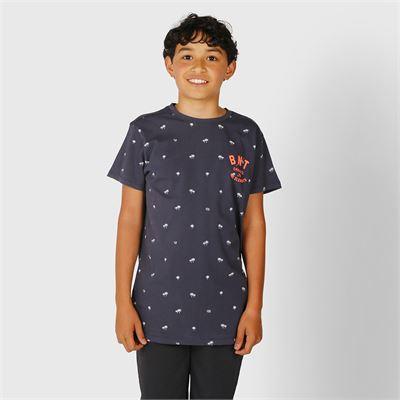 Brunotti Burrow JR Boys  T-shirt. Available in 176 (1913069910-0937)