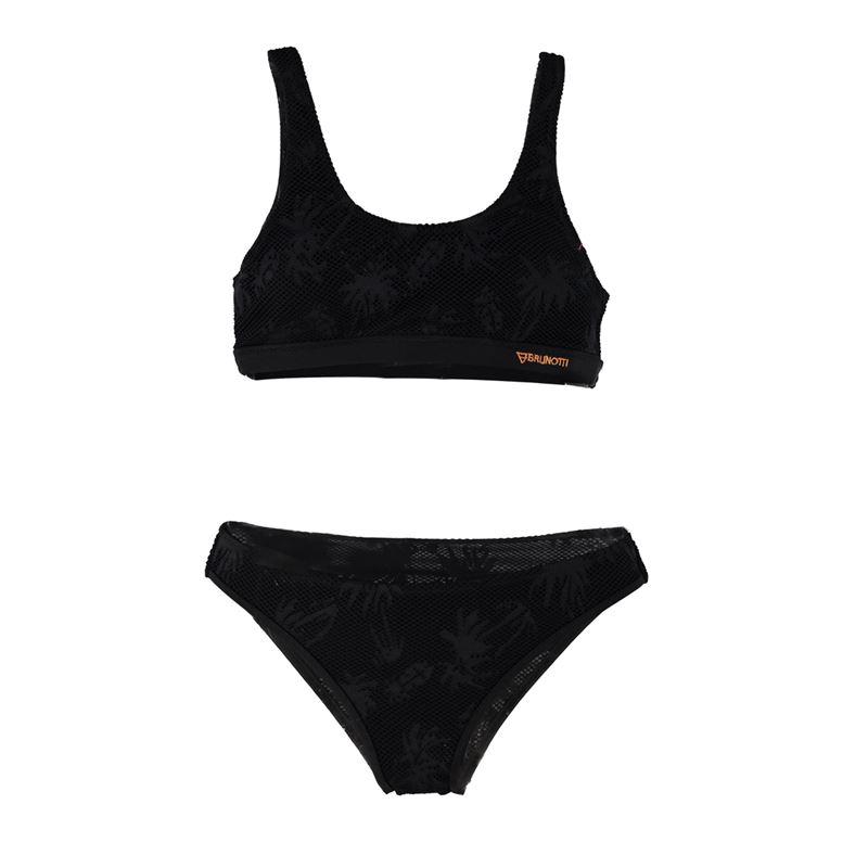Brunotti Ambrosa  (schwarz) - mädchen bikinis - Brunotti online shop