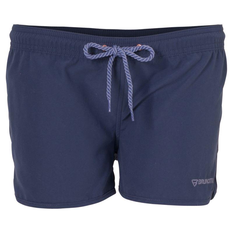 Brunotti Glenissa  (blauw) - meisjes beachshorts - Brunotti online shop