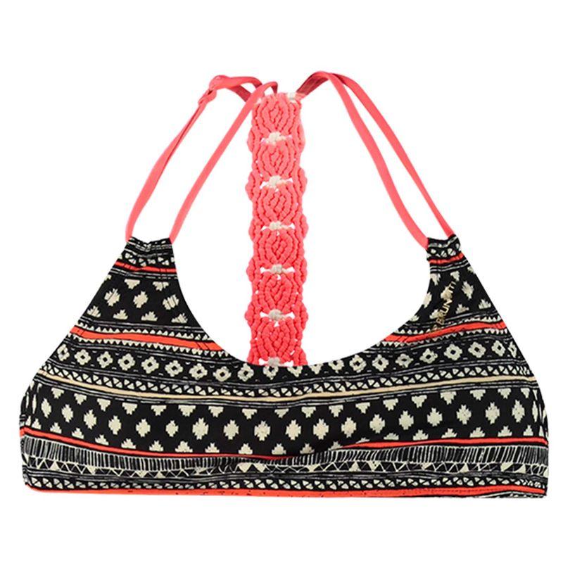 Brunotti Corali  (zwart) - meisjes bikini's - Brunotti online shop