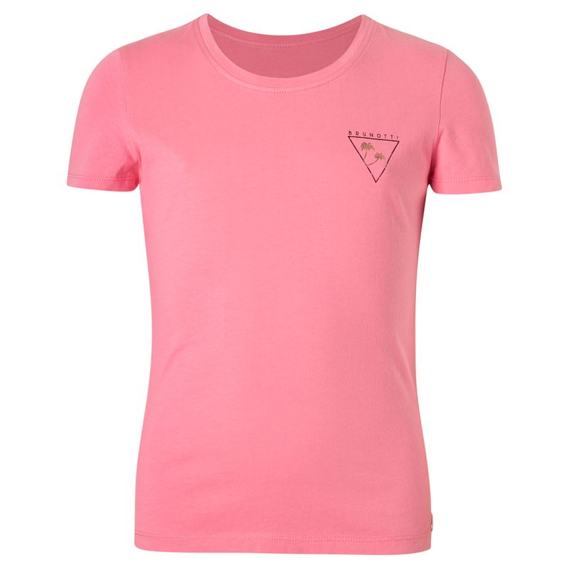 Brunotti Eudora  (pink) - girls t-shirts & tops - Brunotti online shop
