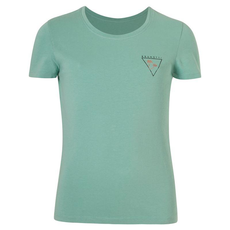 Brunotti Eudora  (blauw) - meisjes t-shirts & topjes - Brunotti online shop