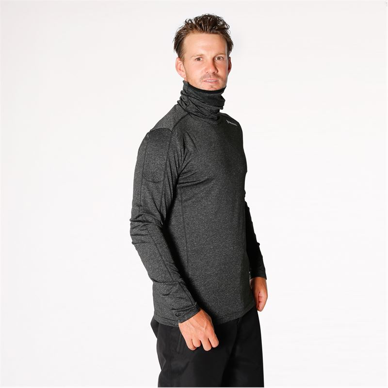 Brunotti Turnstone  (grijs) - heren fleeces - Brunotti online shop