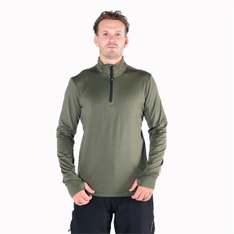 Brunotti Terni  (green) - men fleeces - Brunotti online shop