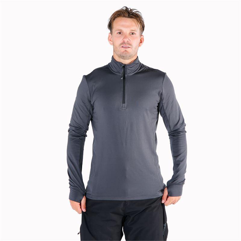 Brunotti Terni  (grau) - herren fleeces - Brunotti online shop