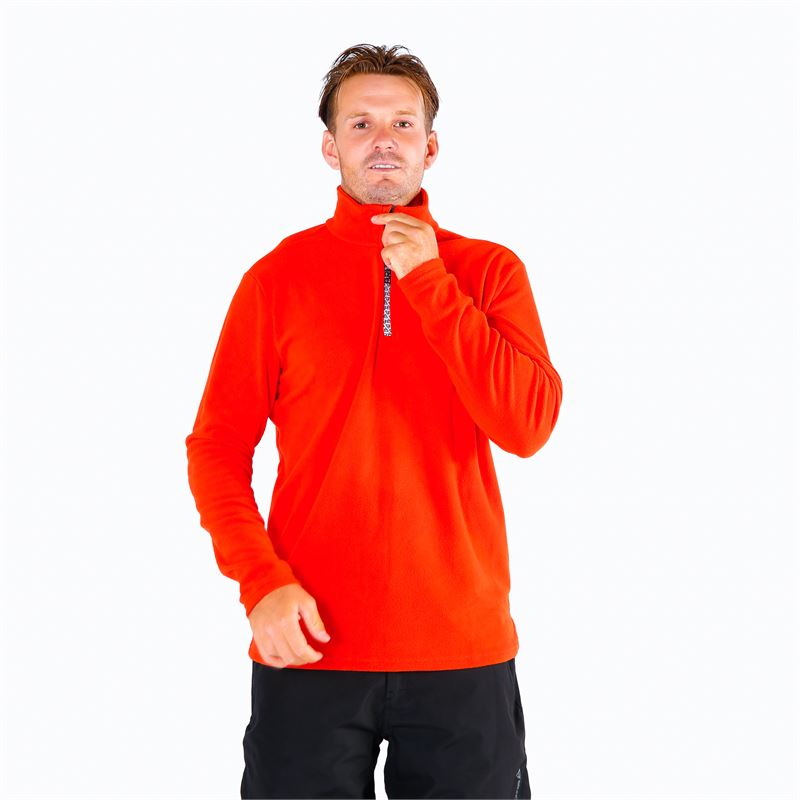 Brunotti Tenno  (red) - men fleeces - Brunotti online shop