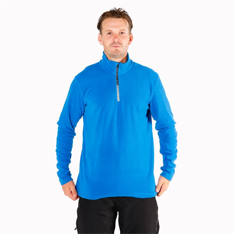Brunotti Tenno  (blauw) - heren fleeces - Brunotti online shop