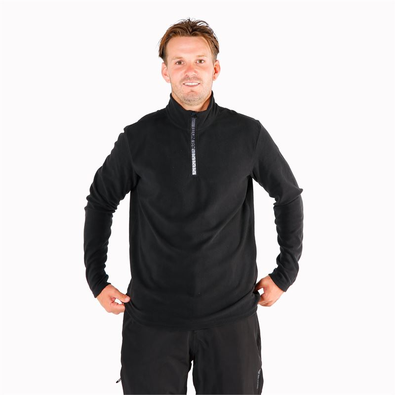 Brunotti Tenno  (black) - men fleeces - Brunotti online shop