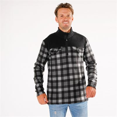 Brunotti Slaters Mens Fleece. Available in S,M,L,XL,XXL,XXXL (1921019194-099)