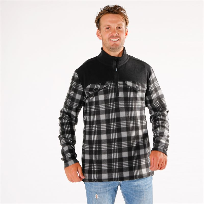 Brunotti Slaters  (black) - men fleeces - Brunotti online shop