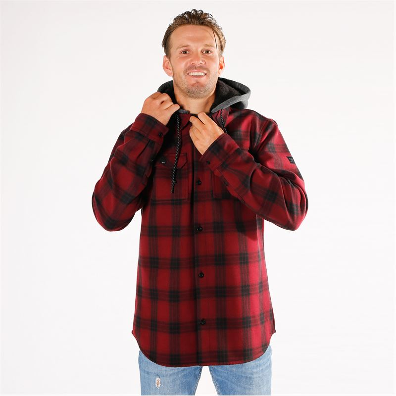 Brunotti Burned  (rot) - herren casual jacken - Brunotti online shop
