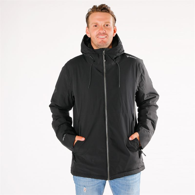 Brunotti Reefline  (black) - men casual jackets - Brunotti online shop