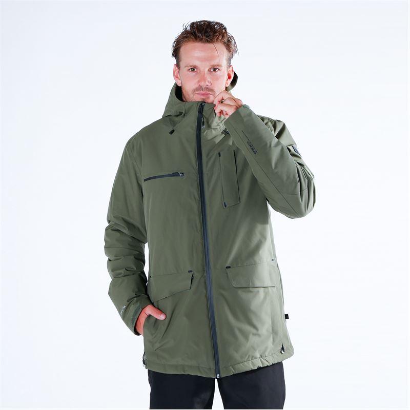 Brunotti Foresail  (groen) - heren casual jassen - Brunotti online shop