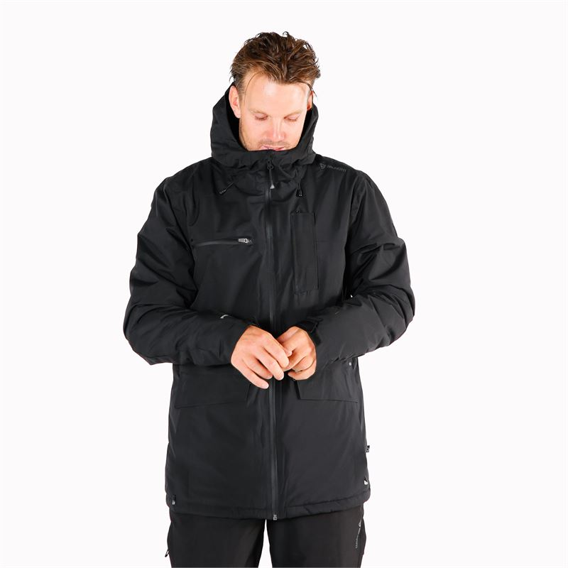 Brunotti Foresail  (black) - men jackets - Brunotti online shop
