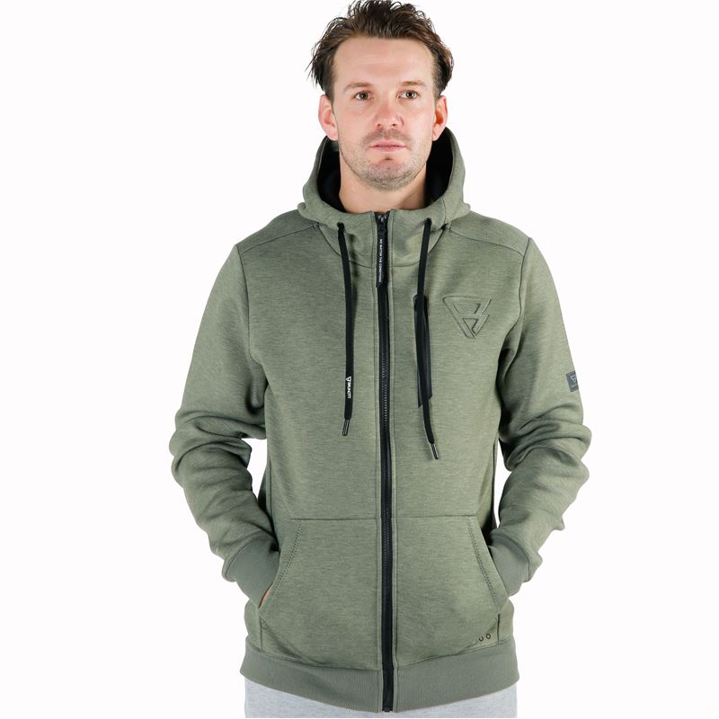 Brunotti Staghorn  (groen) - heren casual jassen - Brunotti online shop