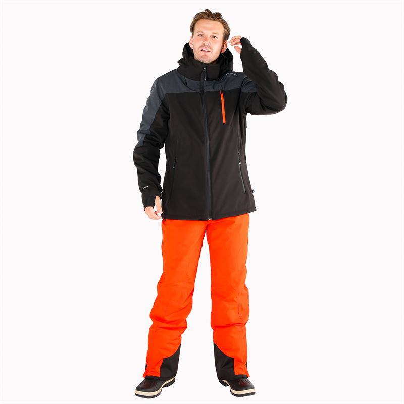 Brunotti Damiro  (red) - men snow pants - Brunotti online shop