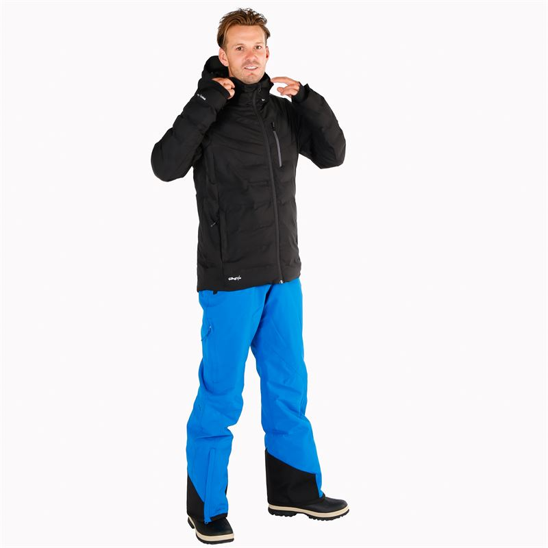 Brunotti Damiro  (blue) - men snow pants - Brunotti online shop