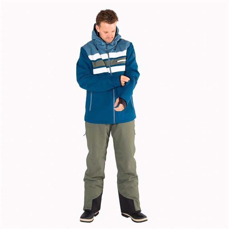 Brunotti Damiro  (groen) - heren skibroeken - Brunotti online shop