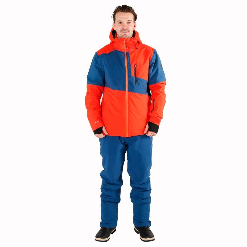 Brunotti Wanderer  (blue) - men snow pants - Brunotti online shop
