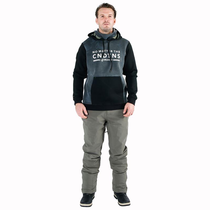 Brunotti Wanderer  (groen) - heren skibroeken - Brunotti online shop
