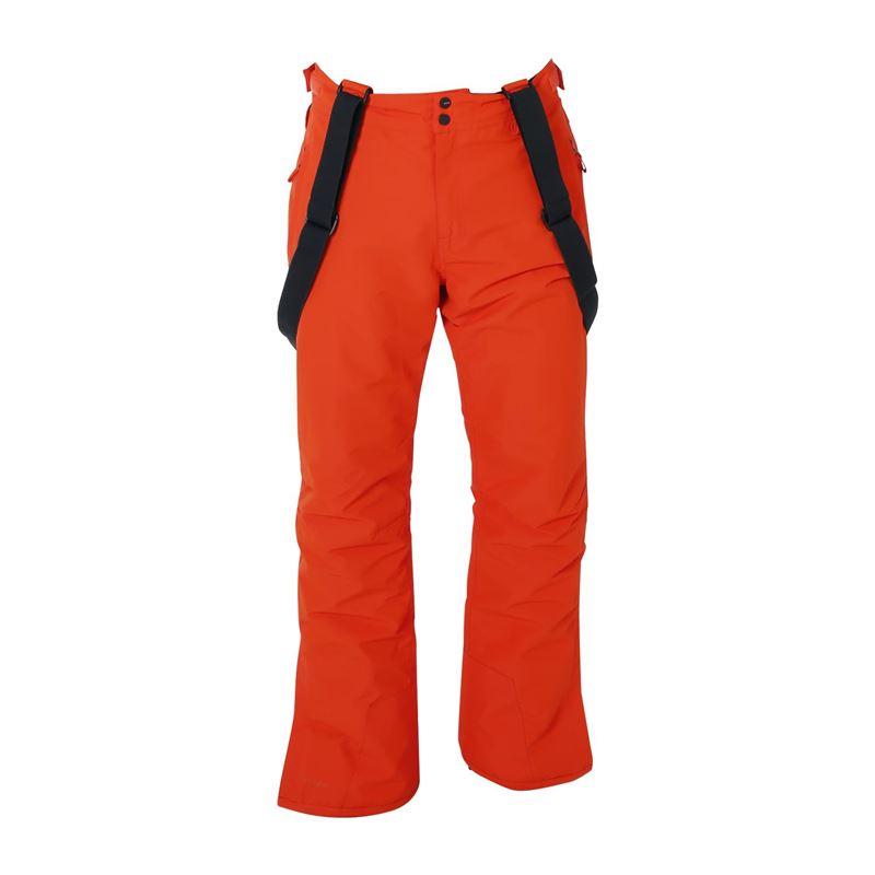 Brunotti Footstrap  (rood) - heren skibroeken - Brunotti online shop