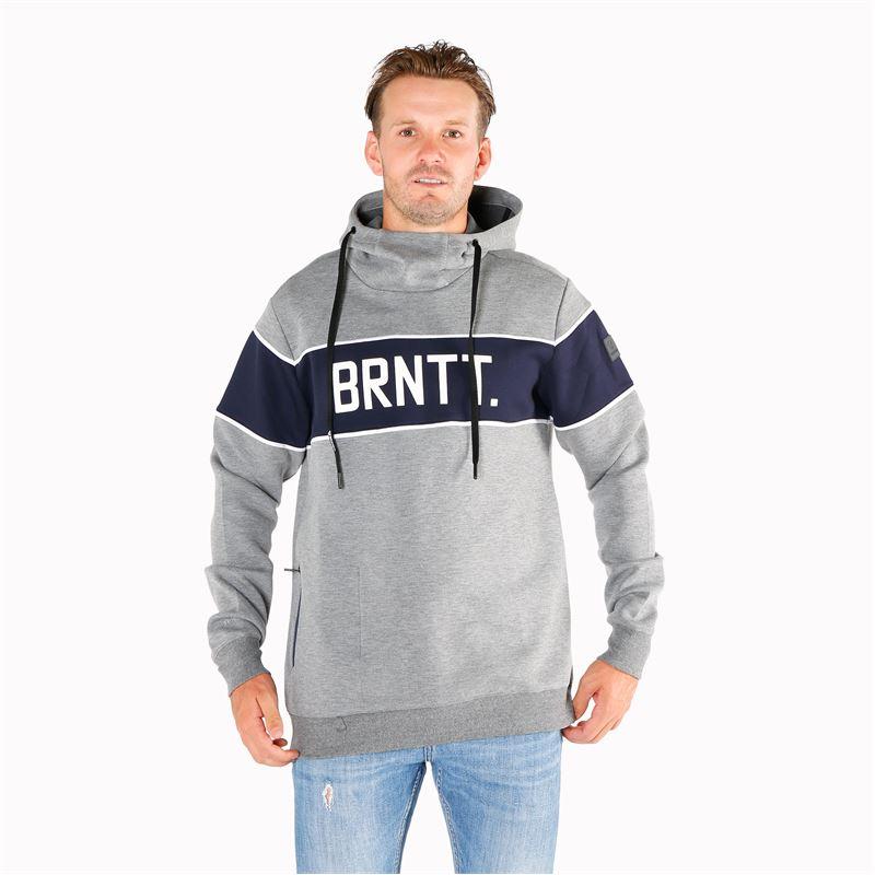 Brunotti Buzzard  (grijs) - heren truien & vesten - Brunotti online shop