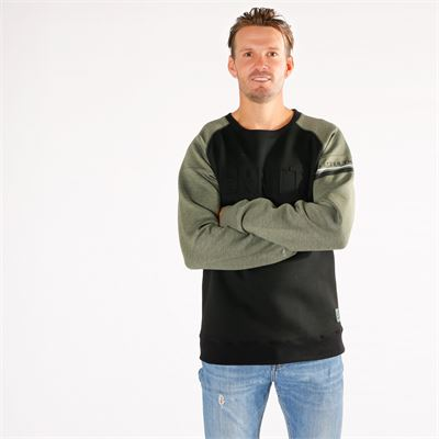 Brunotti Finfoot 1MM Mens Sweat. Beschikbaar in S,L,XL (1921061164-0763)