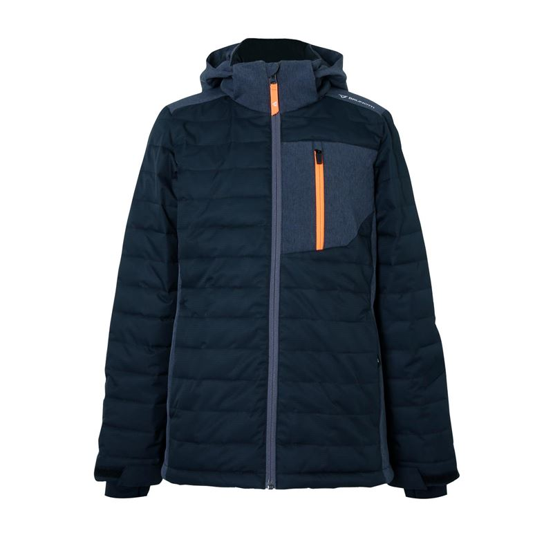 Brunotti Trysail  (black) - men snow jackets - Brunotti online shop