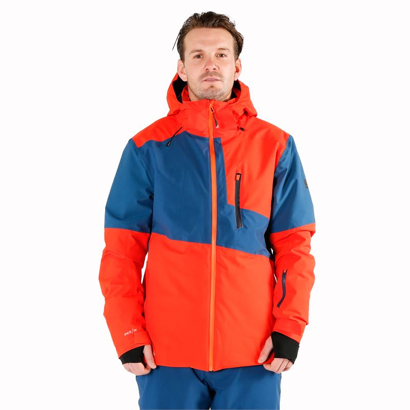 Brunotti Strokers  (rot) - herren skijacken - Brunotti online shop