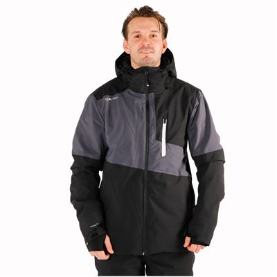 Brunotti Strokers Mens Snowjacket. Verfügbar in M,L,XL,XXL,XXXL (1921123047-099)