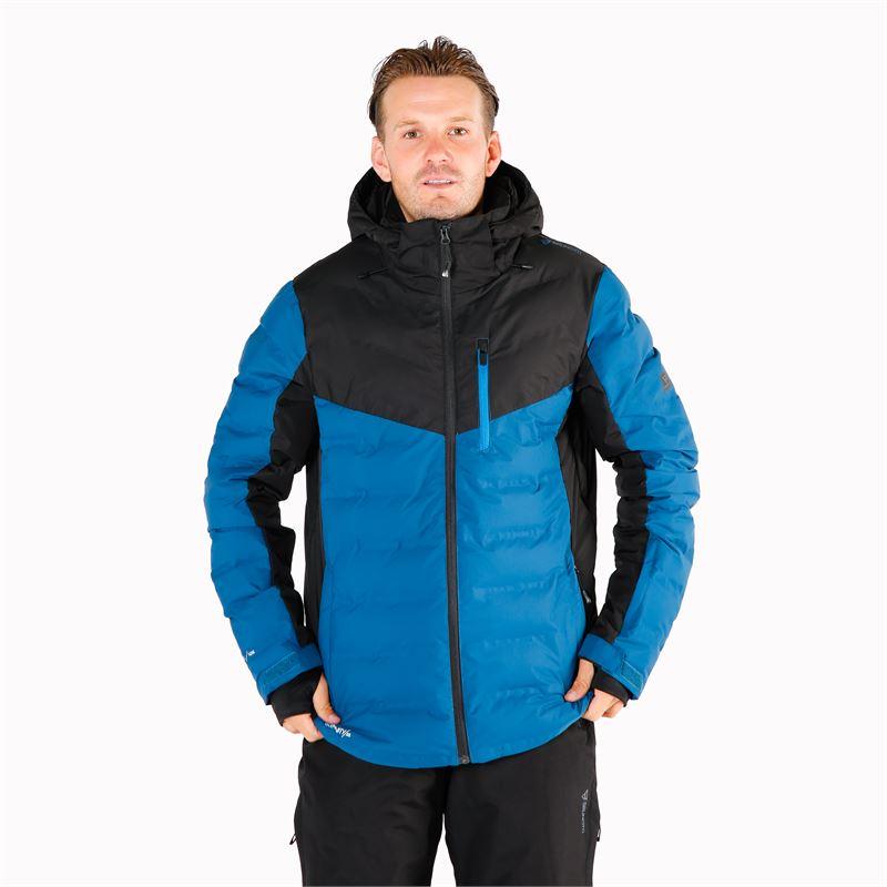 Brunotti Sergas  (blue) - men snow jackets - Brunotti online shop