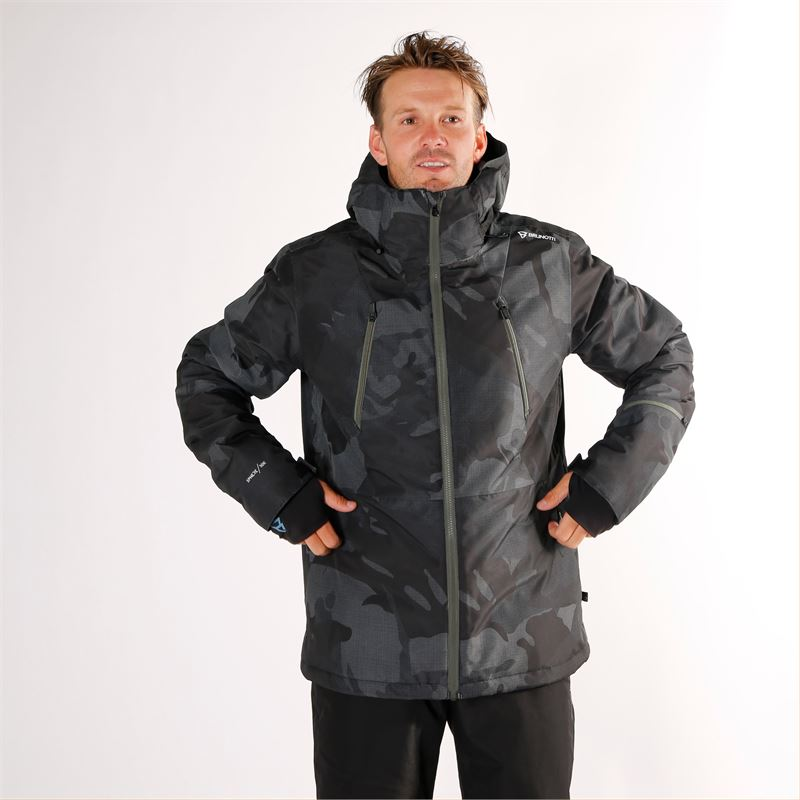 Brunotti Jakart  (black) - men snow jackets - Brunotti online shop