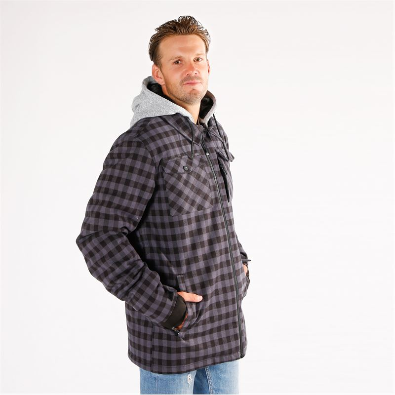 Brunotti Burchell  (black) - men snow jackets - Brunotti online shop