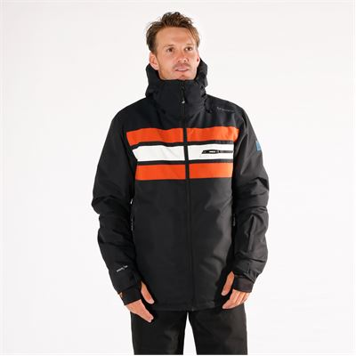 Brunotti Gleason Mens Snowjacket. Available in S,M,L,XL,XXL (1921123079-099)