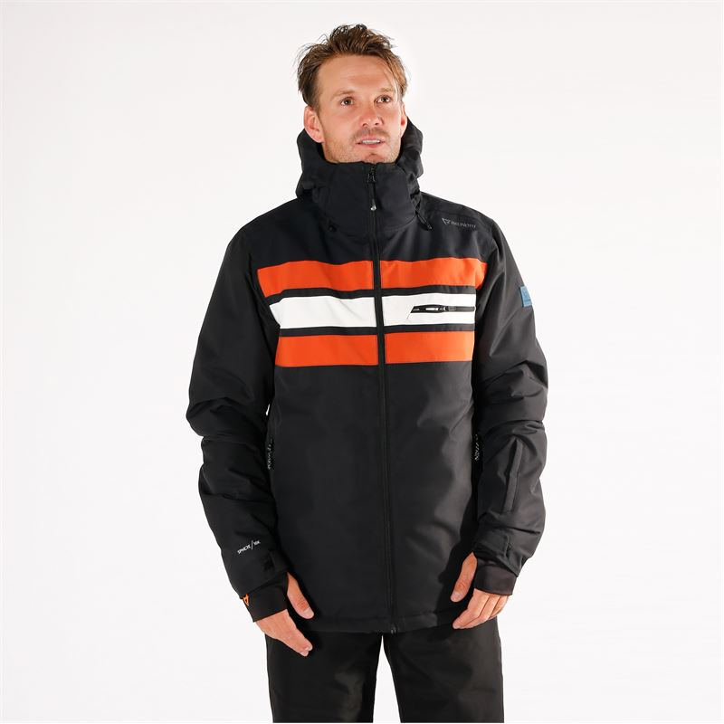 Brunotti Gleason  (black) - men snow jackets - Brunotti online shop