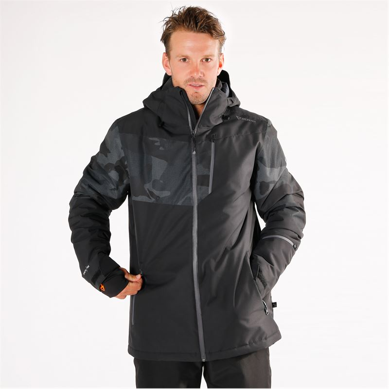 Brunotti Dakoto  (black) - men snow jackets - Brunotti online shop