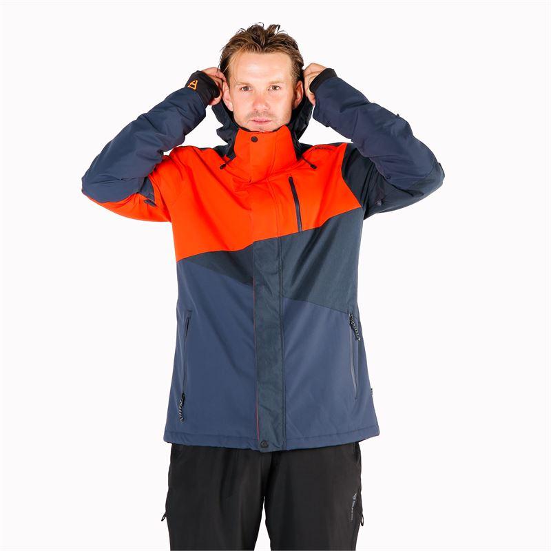 Brunotti Idaho  (rood) - heren ski-jassen - Brunotti online shop