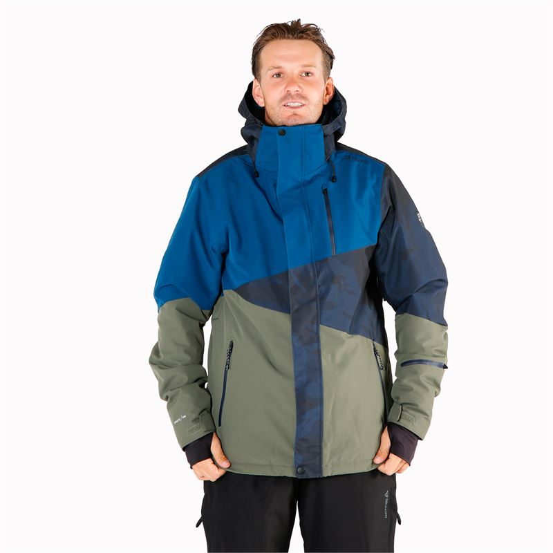 Brunotti Idaho  (blue) - men snow jackets - Brunotti online shop