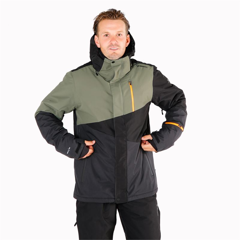 Brunotti Idaho  (green) - men snow jackets - Brunotti online shop