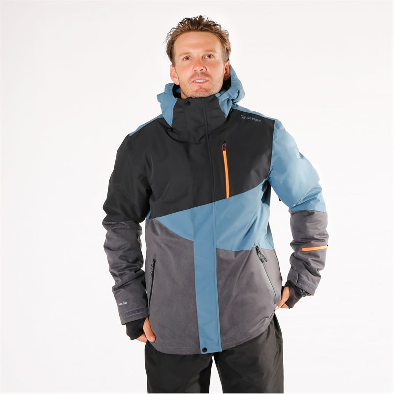 Brunotti Idaho  (grey) - men snow jackets - Brunotti online shop