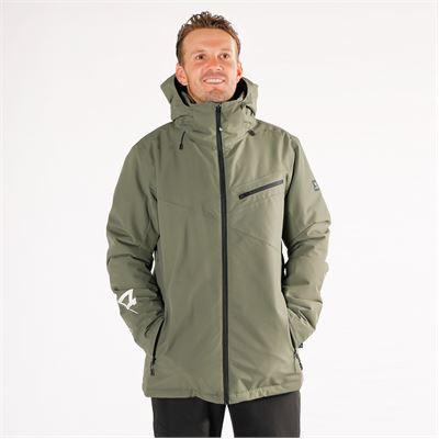 Brunotti Pander Mens Snowjacket. Available in S,M,L,XL,XXL,XXXL (1921123085-0763)