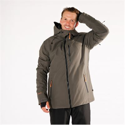 Brunotti James Mens Snowjacket. Beschikbaar in L,XL,XXL (1921123088-0930)
