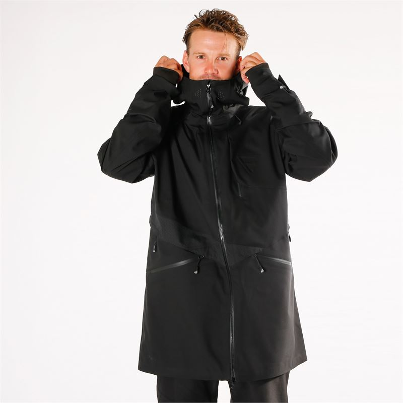 Brunotti Owl  (black) - men snow jackets - Brunotti online shop