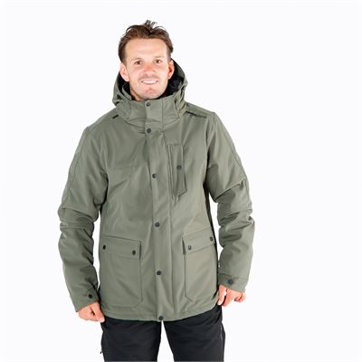 Brunotti Nauders Mens Softshell-Jacket. Available in M,L,XL,XXL (1921124021-0763)