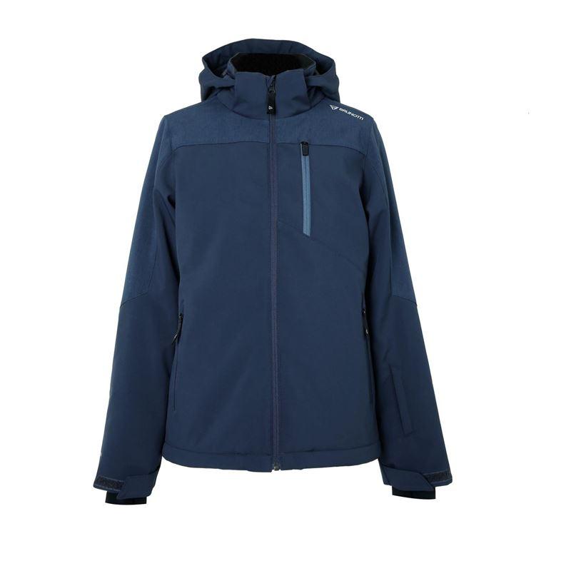Brunotti Twintip  (blue) - men snow jackets - Brunotti online shop