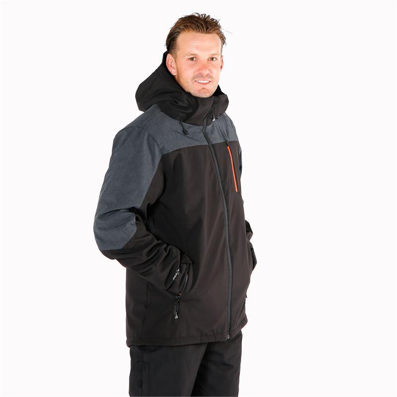 Brunotti Twintip (schwarz) herren skijacken Brunotti