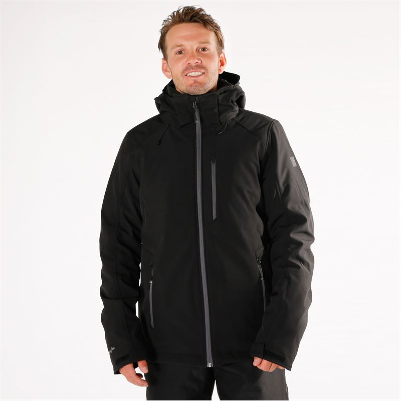 Brunotti Marsala  (black) - men snow jackets - Brunotti online shop