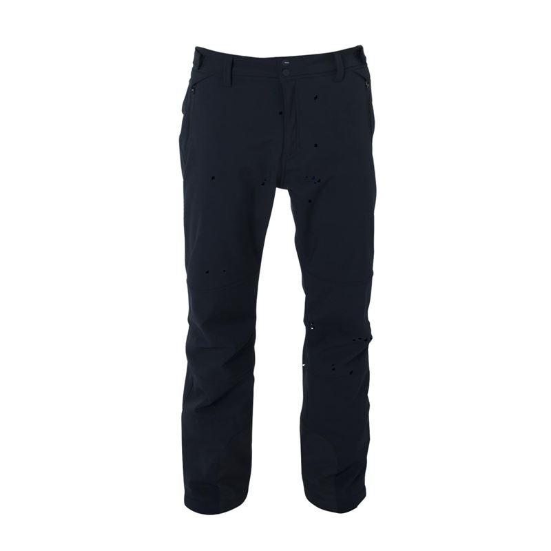 Brunotti Huygens  (black) - men snow pants - Brunotti online shop